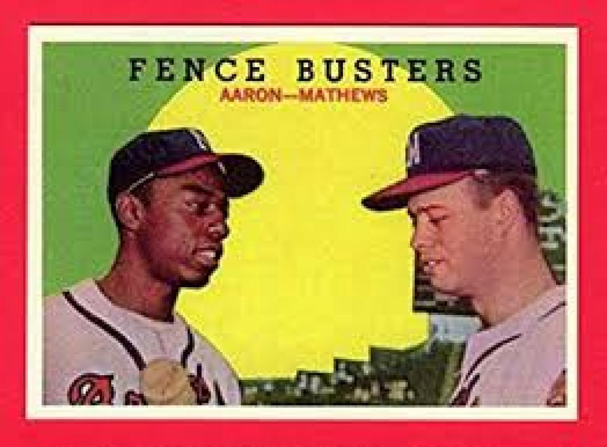 Fortune favours the Braves in 59