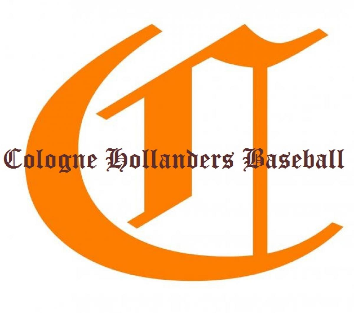 Hollander Drop Game One to Winsted