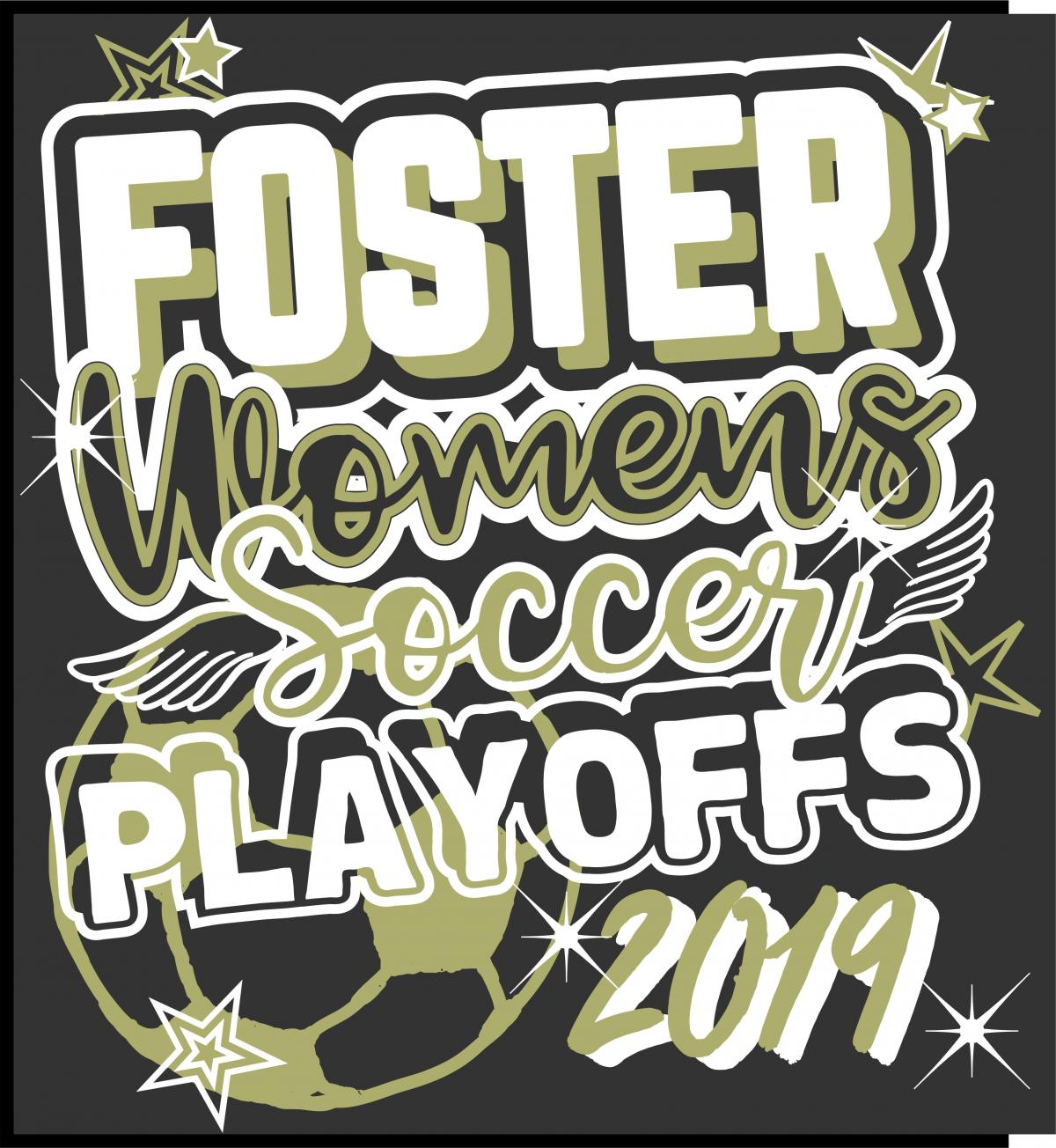 DON'T MISS IT! SUPPORT THE LADY FALCONS - PLAYOFF SHIRTS