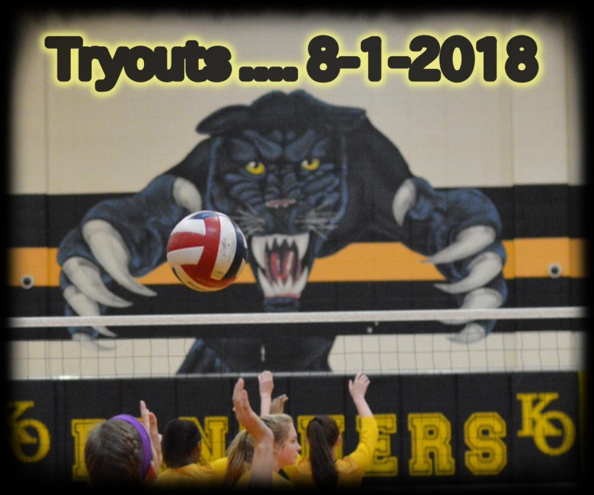 2018 Two-A-Day and Tryout Info has been posted!