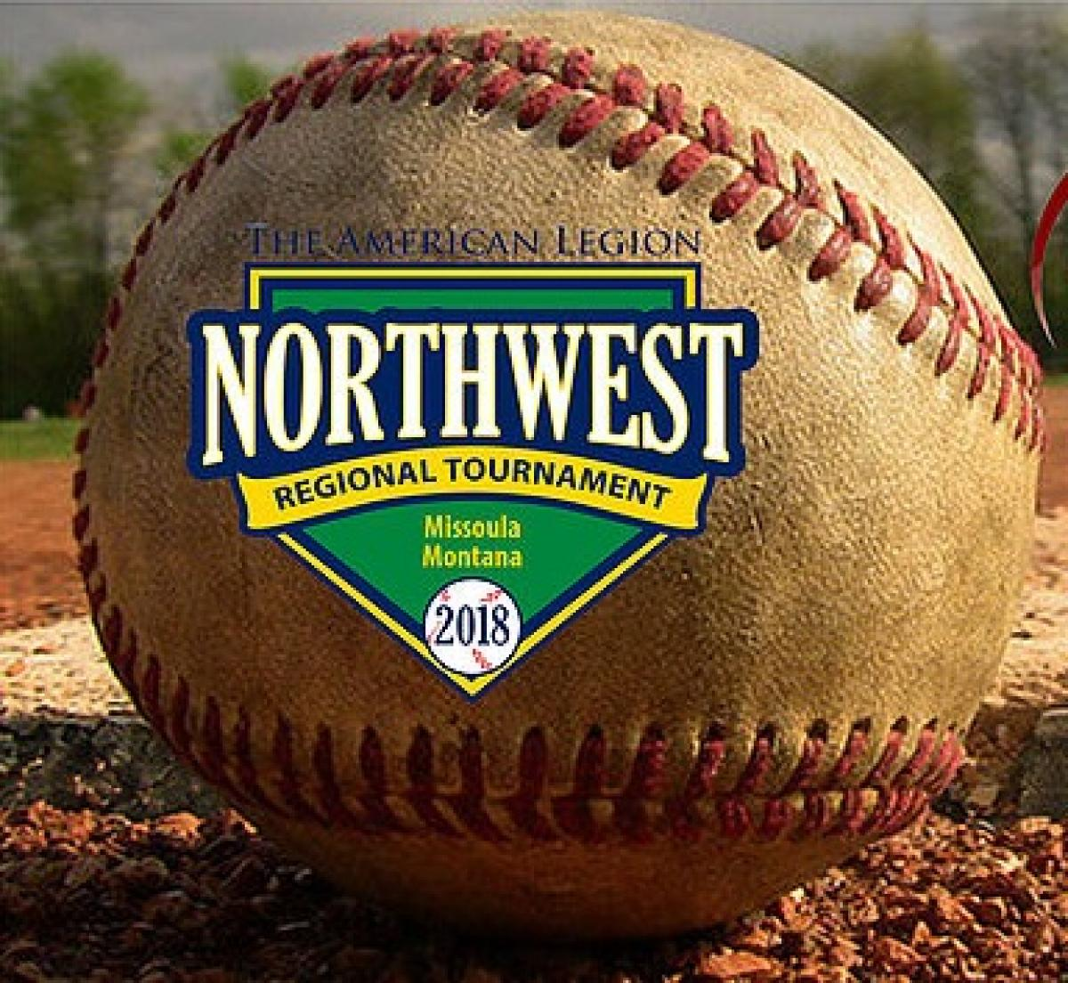 Follow the Action at the American Legion Baseball Northwest Regional Tournament