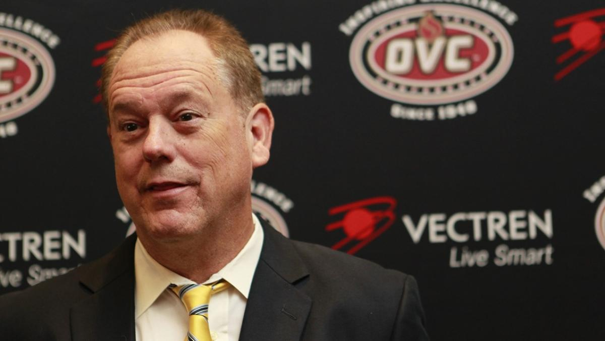 OVC Basketball Media Day Powered by Vectren Video: Morehead State