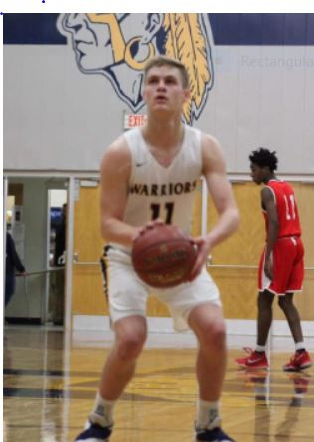 CONGRATULATIONS Brent Hoffmann for being selected to be on the 2020 WBCS All-Star Basketball Team