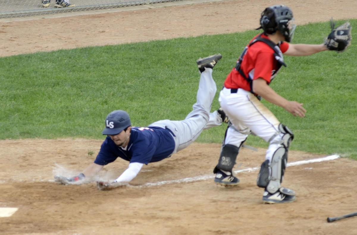 Le Sueur Braves out hit St. Peter in 5-4 win