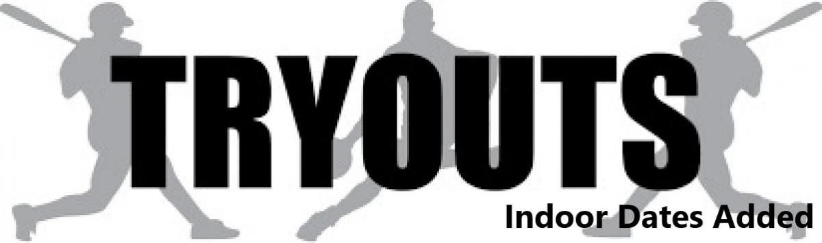 Additional Indoor Tryout Dates Added