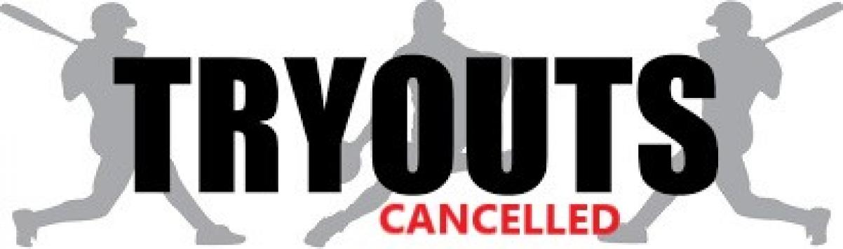 Sunday February 10th OUTDOOR Tryout Session CANCELLED