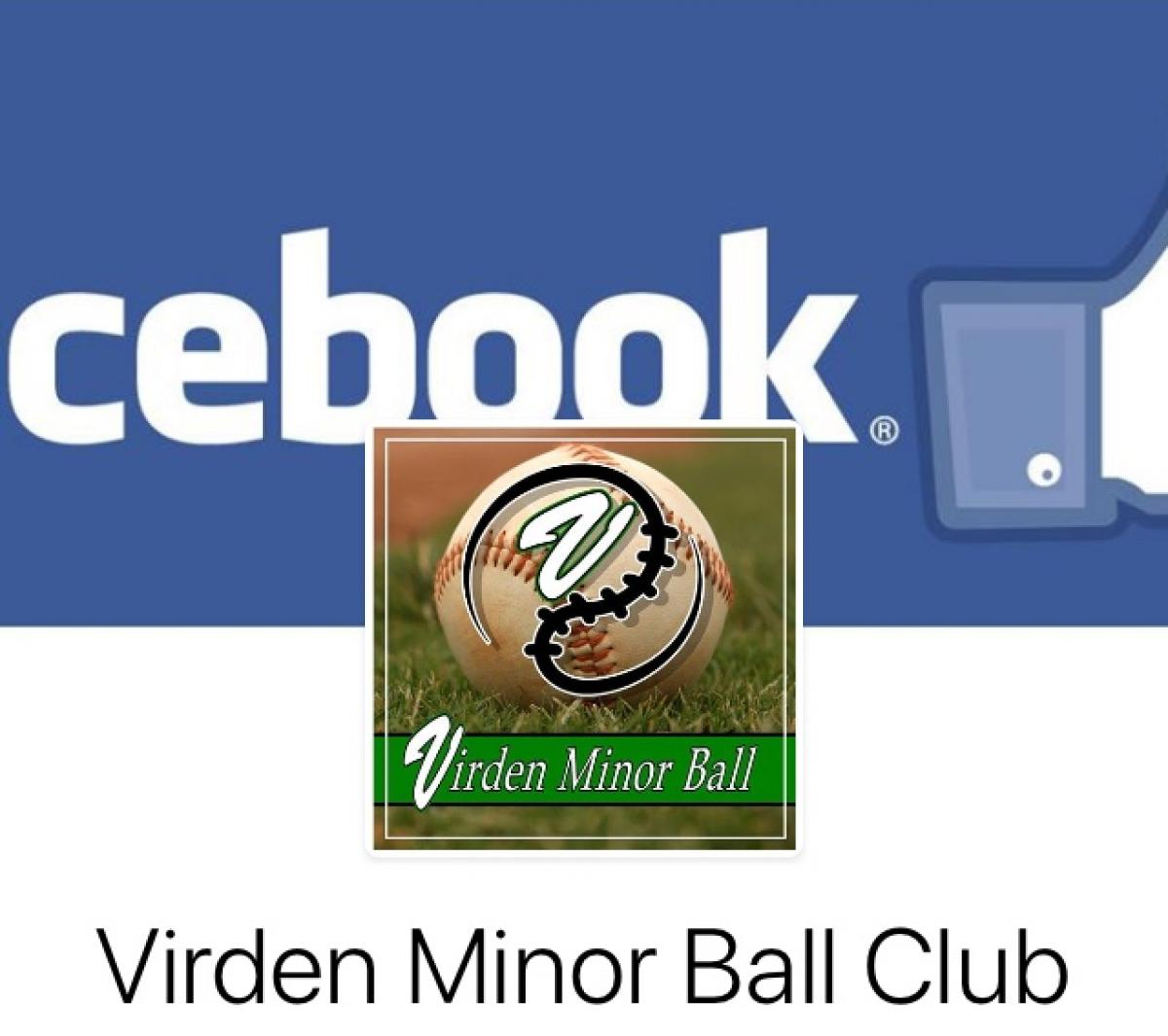 Visit our Virden Minor Ball Club Facebook Page