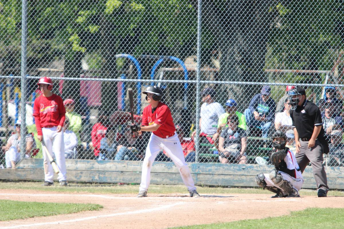 Cardinals Put Up 11 Runs for the 5th Time in as Many Games; West Coast Defeats Chilliwack 11-2 in Final Tuneup Before Pivotal 4-Game Weekend vs. Delta Orange