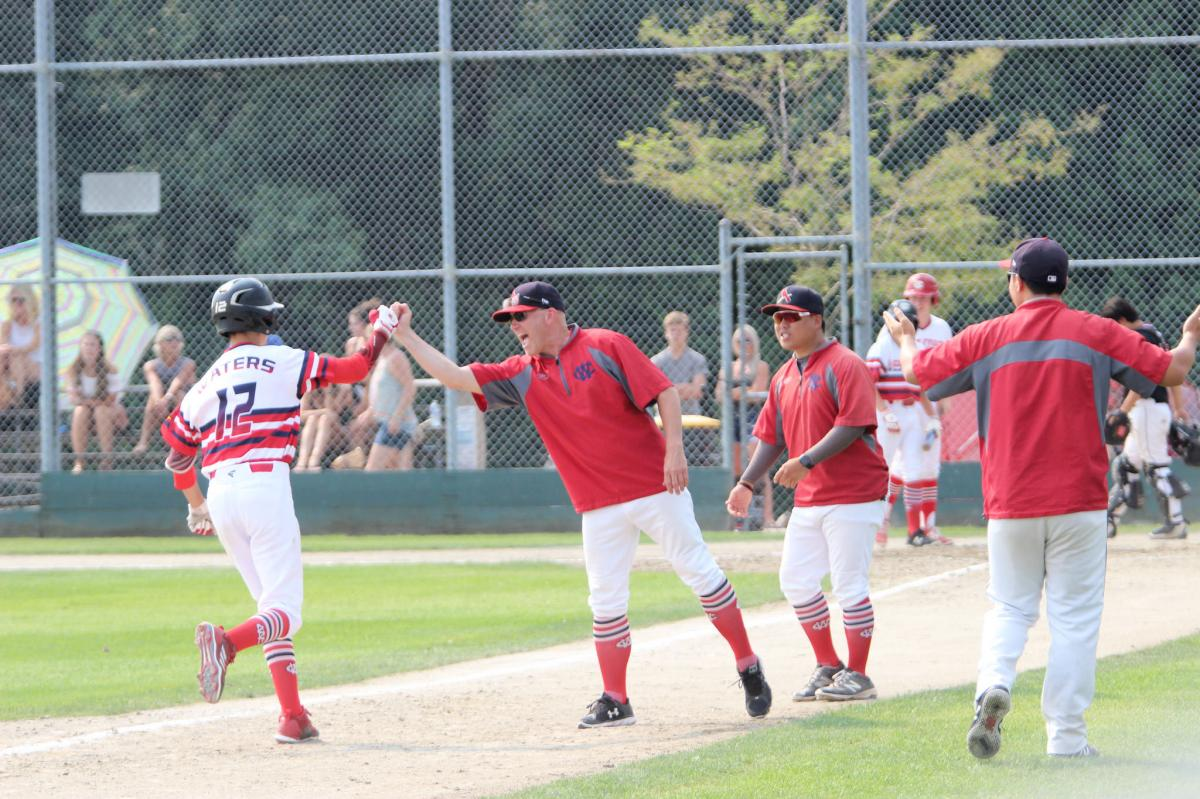 Cardinals Run the Table at This Year's Baseball BC 15U AAA Qualifier; West Coast Goes 3-0 Outscoring their Opponents 22-2 Clinching a Berth at Baseball BC's 15U AAA Provincials in White Rock